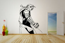 Wall Vinyl Sticker Decal Anime Manga FMA Fullmetal Alchimist Edward Elric V009