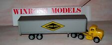 Inner-City Trucking Services Inc. Diecast Delivery Trailer Truck