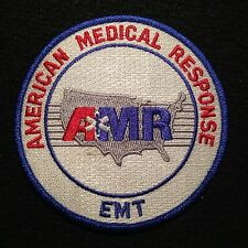 AMR - American Medical Response EMT Patch / Ambulance LAFD Fire LAPD Paramedic