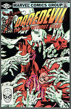 DAREDEVIL  180  VF/NM/9.0  - Glossy with White pages!