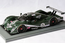 1:18 AutoArt 80253 Bentley Exp Speed 8 LeMans 24h 2002 #8