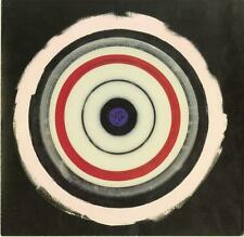 KENNETH NOLAND CIRCLES Rare Exhibition Brochure Catalogue 1998 Emmerich Gallery