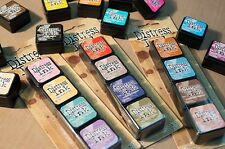 Tim Holtz MINI DISTRESS INK PAD Complete lot set  36 pads NEW