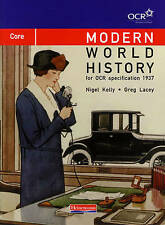 Modern World History for OCR: Core Textbook: Core Edition,GOOD Book
