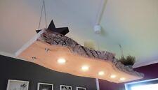 Lampada da soffitto Lampadario Luce Pendente legno quercia 1,50 con 5 LED