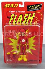 "DC Direct MAD Magazine Series 1 Alfred E Neuman FLASH Just Us League 6"" Figure"