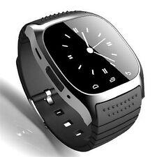 SeaKing-Alpha M26 SmartWatch Armbanduhr - Bluetooth 3.0 - Android + Black - NEU