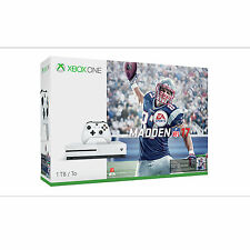 Microsoft Xbox One S 1TB Console- GOOD MISSING GAME- (SHIPS FREE)