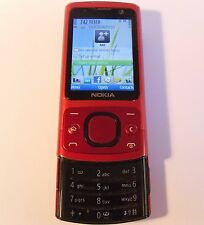Nokia 6700 Slide - Red (Unlocked) Smartphone Mobile 6700s