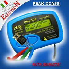 PEAK DCA55 Analizzatore componenti - Semiconductor Component Analyzer - Tester