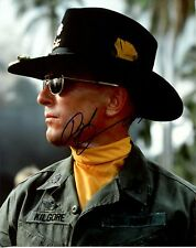 ROBERT DUVALL - Closeup Photo from APOCALYPSE NOW (1970) - SIGNED