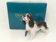 Leonardo Collection Cavalier King Charles Spaniel Ornament Figure Figurine Bnib