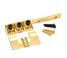 """Gold Gotoh Floyd Rose® (R2) 1-5/8"""" Locking Guitar Nut Top Mount FGR-2GG"""