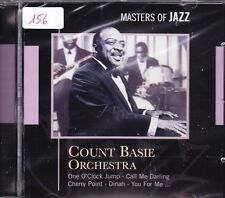 Masters of JAZZ + CD + Count Basie Orchestra + Dance Of The Gremlins (June 1943)