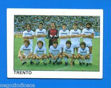CALCIO FLASH '84 Lampo - Figurina-Sticker n. 461 - TRENTO SQUADRA -New
