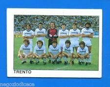 CALCIO FLASH '84 Lampo - Figurina-Sticker n. 461 - TRENTO SQUADRA -New