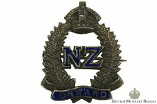 Sweetheart Brooch: New Zealand Army Infantry Forces Division Cap Lapel Badge