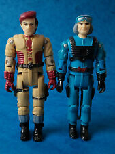 "Toy Figures - M-PACT - Approx 3.75"" Action Figures x 2"