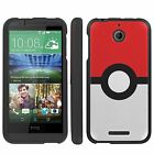 HTC Desire 510 Case, [Slim Guard Armor]  - Pokemon Ball