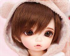 1/6 Bjd Doll SD bisou fl soom bb ai volks Free FACE MAKE UP+FREE EYES-boy