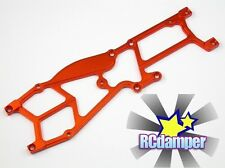 GPM ALUMINUM UPPER DECK OR FOR HPI SPRINT 2 II FLUX ALLOY SERVO PLATE ORANGE RTR