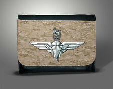 The Parachute Regiment PARA Men's Faux Leather Wallet