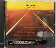 "Starsailor - Love Is Here (CD 2001) ""Alcoholic"" ""Lullaby"" ""Good Souls"" ""Fever"""