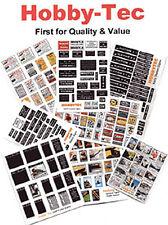 OO Gauge Great Western Railway (GWR) Bumper Value Signs Pack - Self-Adhesive!