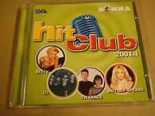 CD RADIO DONNA / HITCLUB 2001.1