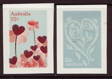 "AUSTRALIA 2009 ""WITH LOVE"" SELF ADHESIVE WITH EMBELLISHMENTS UNMOUNTED MINT, MNH"