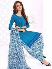 Elegant Cotton Designer Printed Unstitched Dress Material Salwar Suit .No S2011