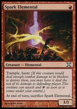 ELEMENTALE SCINTILLANTE - SPARK ELEMENTAL Magic 10E Mint