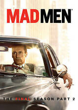 Mad Men Final Season ~ Complete Seventh Season PART 2 ~ NEW 3-DISC DVD SET