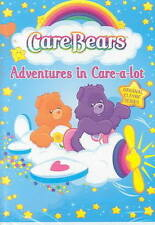 Care Bears: Adventures in Care-A-Lot - Episodes 1-4 (DVD, 2004) WORLD SHIP!
