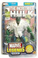 Marvel Legends HULK GREEN Series 2 Torn Shirt Angry Savage Classic Ultimate RARE