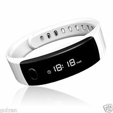 Intex Fitrist Smart Band, Health Band – Call Alert, Fitness Tracker White Colour