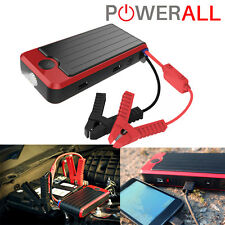 PowerAll Rosso 16000 mAh Portable Power Bank and Car Jump Starter PBJS16000RS