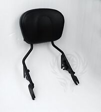 Detachable Backrest Sissy Bar For Harley Touring Street Glide Road Glide 09 - 17