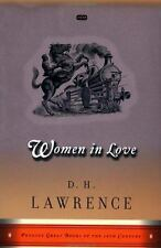 Penguin Great Books of the 20th Century: Women in Love by D. H. Lawrence...