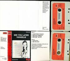 VANGELIS K7 AUDIO HOLLANDE SEE YOU LATER (6)