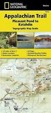 National Geographic Trails Illustrated Map: Appalachian Trail, Pleasant Pond...