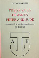 THE EPISTLES  OF JAMES  PETER AND JUDE