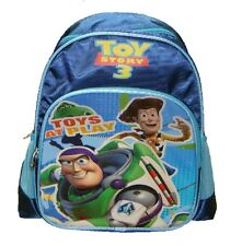 Disney Toy Story Boys Birthday School Snack Phone Tablet Lunch Book Backpack Bag