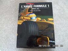 LIVRE L'ANNEE FORMULE 1 2002-03 préface Jean Todt   D51