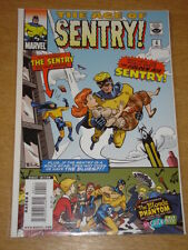 SENTRY AGE OF #4 MARVEL COMICS VARIANT EDITION COVER