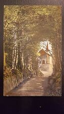 Beautiful Post Card-Kussnacht-Hohle Gasse,  Tellskapelle- unposted ,stamped