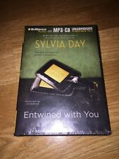 Entwined with You  by Sylvia Day ~ MP3 CD Unabridged ~ Crossfire Series UAB UNAB