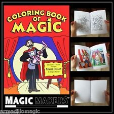 3 Way Coloring Book Trick - Magic Makers - Great For Kids Shows