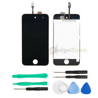 LCD Screen Touch Digitizer Glass Assembly + Tools for iPod Touch 4 4th Gen 4G