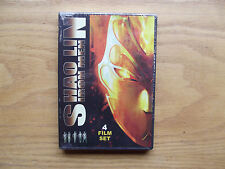 Shaolin Iron Men 4 Film Set (DVD, 2010) New